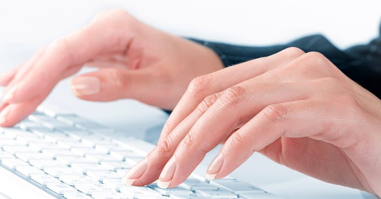 Learn How to Type Faster and More Accurately